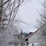 Sibirischer Winter in Kleinliebenau (März 2018) | Foto: Heike Sichting