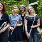 Querflötenensemble der Musikschule Neue Musik Leipzig