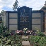 Grab von Frau Noser (August 2020)
