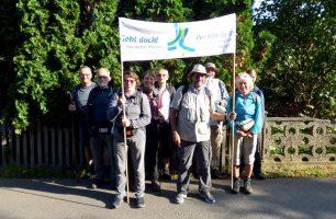 Ökumenischer Pilgerweg für Klimagerechtigkeit (September 2021) | Foto: Siegfried Adaschkiewitz