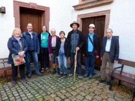 Kirchgemeinden-Freundschaft (Oktober 2021)   Foto: Siegfried Adaschkiewitz