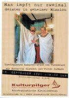 Theologisches Kabarett Theodorant (Oktober 2021)