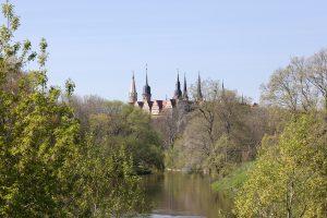 Das Ziel: der Dom zu Merseburg (Oktober 2021)