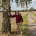 Auf dem Jakobsweg durch Sachsen mit Thomas Nitschke - Foto Holger Simmat 09