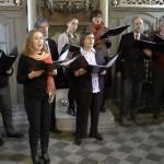 Konzert mit Pilgerchor Kleinliebenau (2013)   Foto: Siegfried Adaschkiewitz