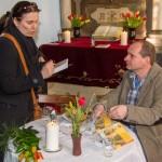 Lesung mit Thomas Nitschke (17.03.2013) | Foto: Holger Simmat